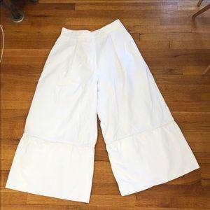 ASOS Wide Leg Culotte Pants